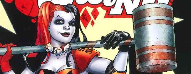Harley Quinn 1  Broken Frontier