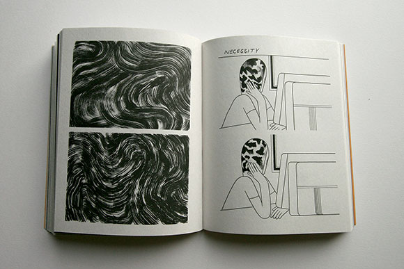 Don't Come in Here - An Abstract Comics Masterpiece from Patrick Kyle and Koyama Press