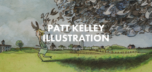 Small Press Inside Look: Patt Kelley - From 'Scout' to 'Fedor' the Utterly Bizarre and the Profoundly Human Converge in Kelley's Ever Distinctive Oeuvre