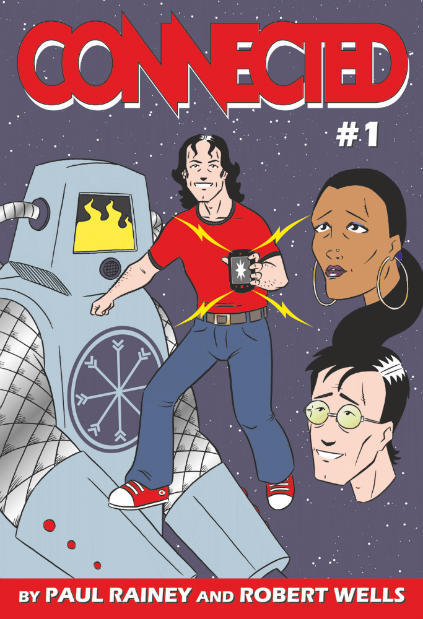 Preview: Thunder Brother Special - Paul B. Rainey's Tales of the Soap Division Return at Leamington Comic Con