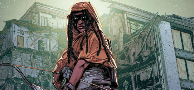 The Realm #1-2 - Fantasy and Urban Realism Combine in Peck and Haun's Gritty Post-Civilisation Epic from Image Comics