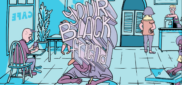Ben Passmore's 'Your Black Friend' is Now an Animated Short Film from Silver Sprocket