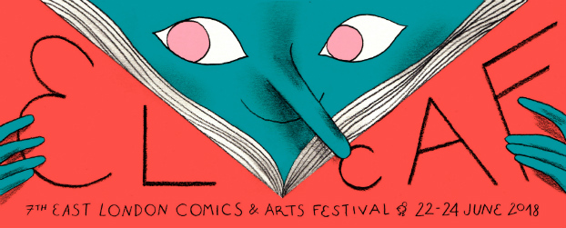 A View from the Frontier - ELCAF 2018 Programme Announced Today and We Look Forward to ELCAF Fortnight at Broken Frontier!