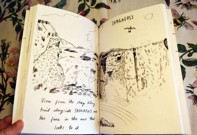 Thought Bubble 2018 Preview: Island - Laurel Pettitt's Comics Memoir Takes a Charmingly Scrapbook Style Approach to the Graphic Travelogue