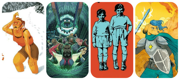 Staff Picks for November 7, 2018 -  Fante Bukowski Three, Escape from Bitch Mountain, Piero, Snowbird and More!
