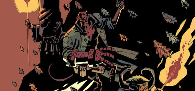 Preview: Hellboy Winter Special 2018 - Mike Mignola and Company Provide a Spooky Seasonal Spectacular from Dark Horse Comics