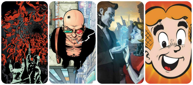 Staff Picks for February 20, 2019 - Hobo Mom, Transmetropolitan, Caballistics Inc. and More!