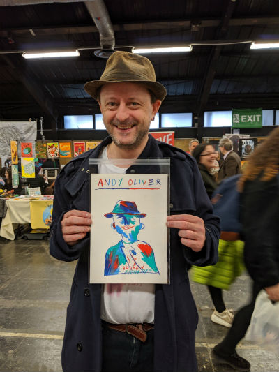 Thought Bubble 2019 - A Visual Look Back on an Inspirational Two Days at the New Incarnation of the Yorkshire Comic Art Festival