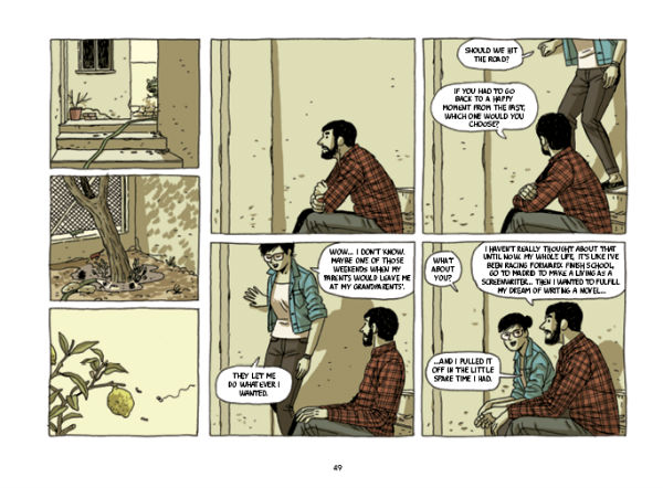 The House - A Study of the Complex Relationships of Family and the Ties that Bind in Paco Roca's Outstanding New Graphic Novel from Fantagraphics
