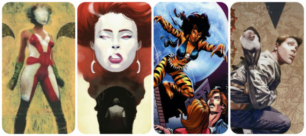 Staff Picks for December 11, 2019 - Kabuki Omnibus, Criminal Macabre: The Big Bleed Out, Tigra: The Complete Collection and More!