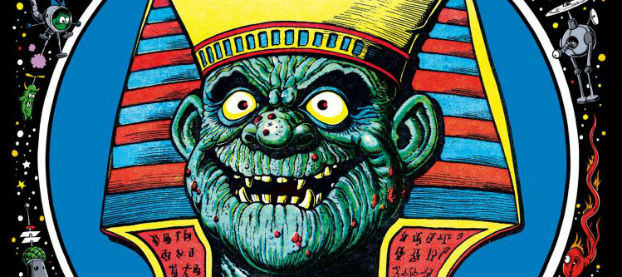 Ken Reid's World-Wide Weirdies - Another Macabre Collection from the Oddball Imagination of a True British Comics Genius, Courtesy of the Treasury of British Comics
