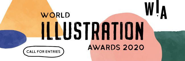 World Illustration Awards 2020 Announce Call for Entries - New Category Celebrates Comics, Zines and Graphic Novels