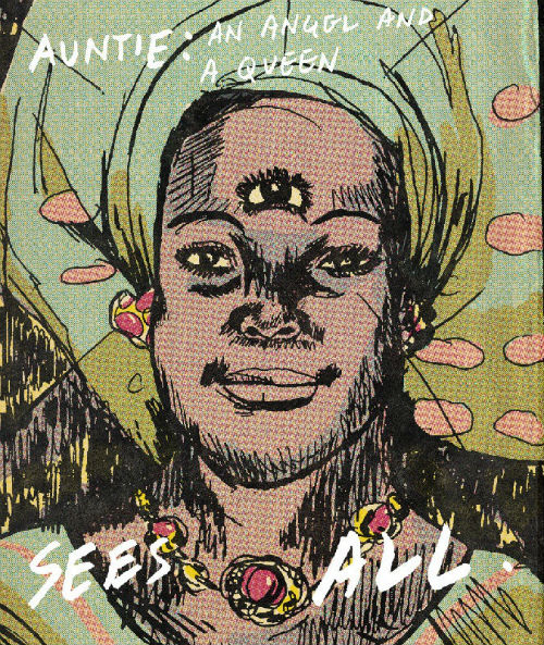 Frontier #22: Tunde Adebimpe - Ruminations on Death and Perception in the Latest Issue of Youth in Decline's Comics Monograph Series