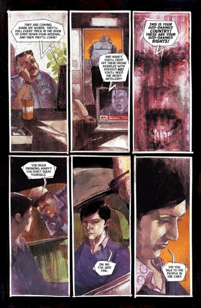 The Department of Truth Vol. 1: The End of the World – A Hypnotic and  Horrifying Masterpiece on Conspiracies and Beliefs from Tynion IV, Simmonds  and Bidikar – Broken Frontier