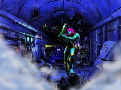 Metroid Fusion