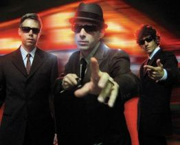 The Beastie Boys are counting on you to rock the vote this year.
