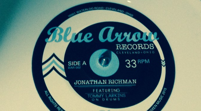 "7-Inch Reviews: Jonathan Richman – ""O Sun"" & ""Keith"""