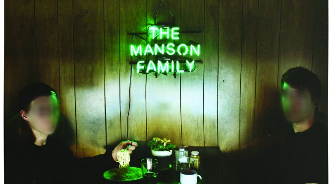 Album Review: Heart Attack Man – <i>The Manson Family</i>
