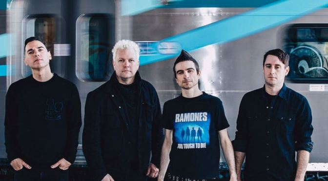 Album Review: Anti-Flag – <i>American Fall</i>