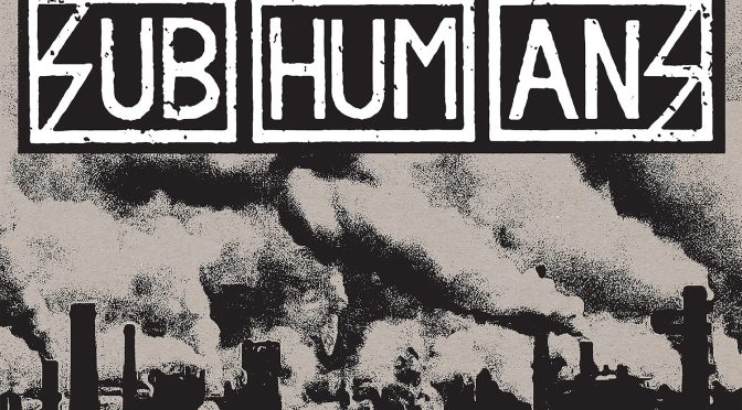Album Review: Subhumans – <i>Crisis Point</i>