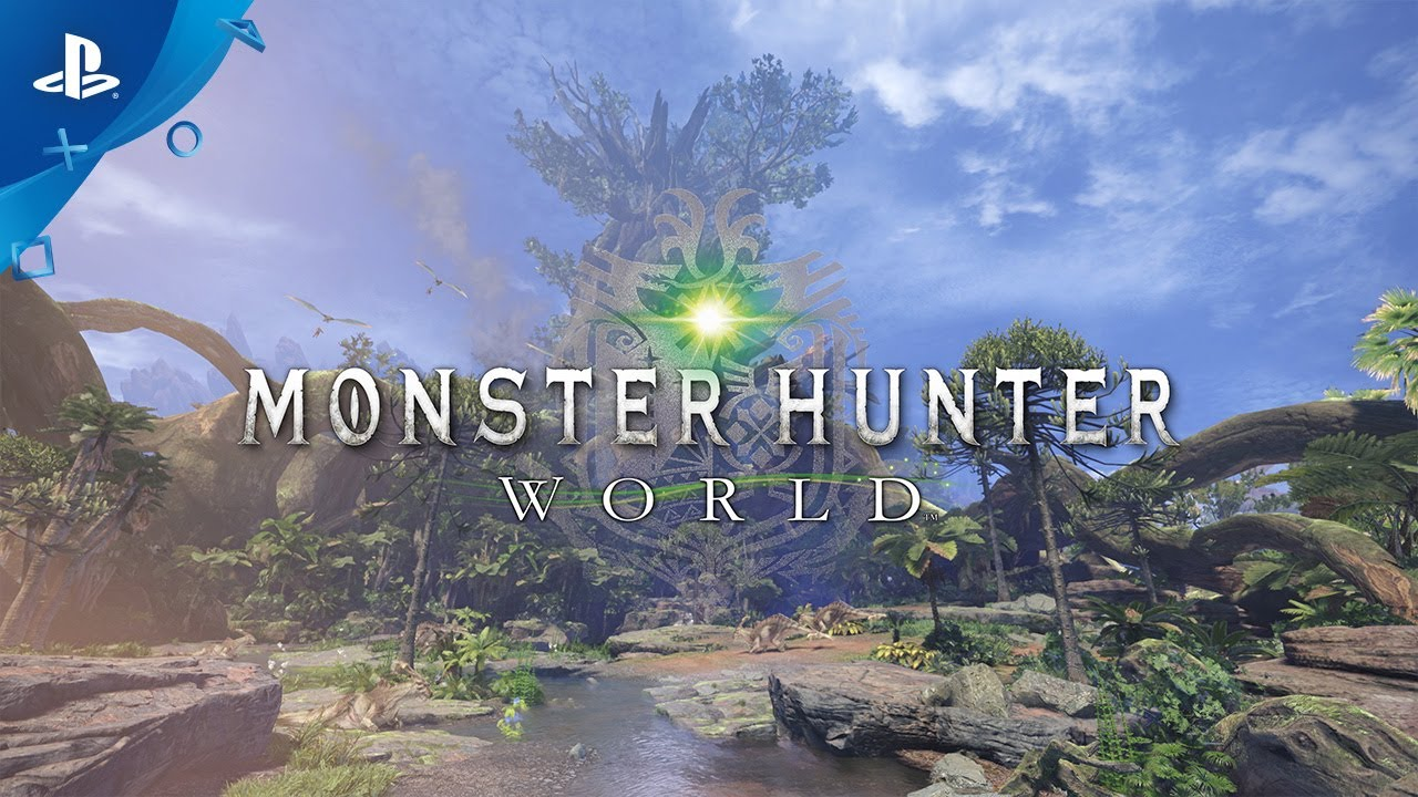 Monster Hunter World Getting PS Plus Exclusive Beta On