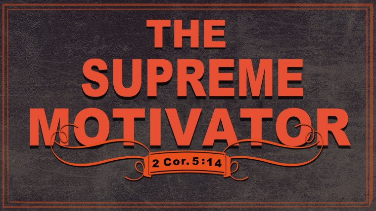 The Supreme Motivator - May 3am