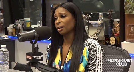 WATCH: Basketball Wives' Jennifer Williams bare all to The Breakfast