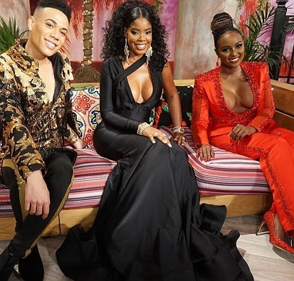 Diamond Love And Hip Hop Reunion