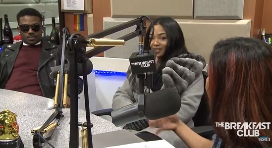 WATCH: Love & Hip Hop Hollywood's Ray J and Princess Love chops it up with  The Breakfast Club   BrokenSilenze.net