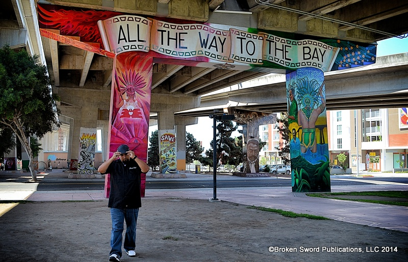 3 Chicano Soul - All the Way to the Bay SD