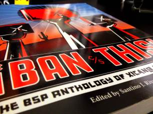 ¡Ban This! The BSP Anthology of Xican@ Literature- as seen on TV!