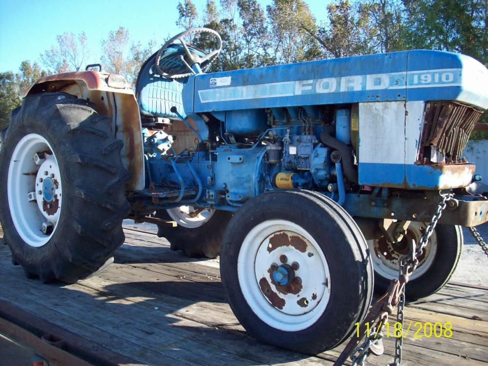 medium resolution of ford 1910 tractor
