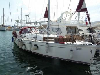 Velero Dufour Gib Sea 37