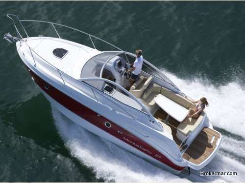 Motor boat Beneteau Monte Carlo 27