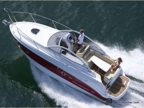 Barco a motor Beneteau Monte Carlo 27