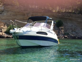 Lancha cabinada Rio 700 Cruiser