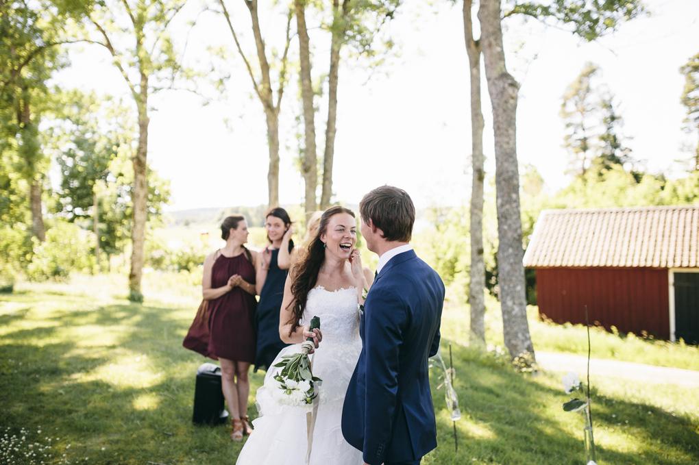 bröllop trollhättan prässebo klintens loge vigsel skratt