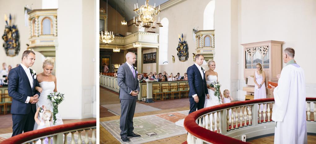 bröllop, marstrand, vigsel, marstrands kyrka