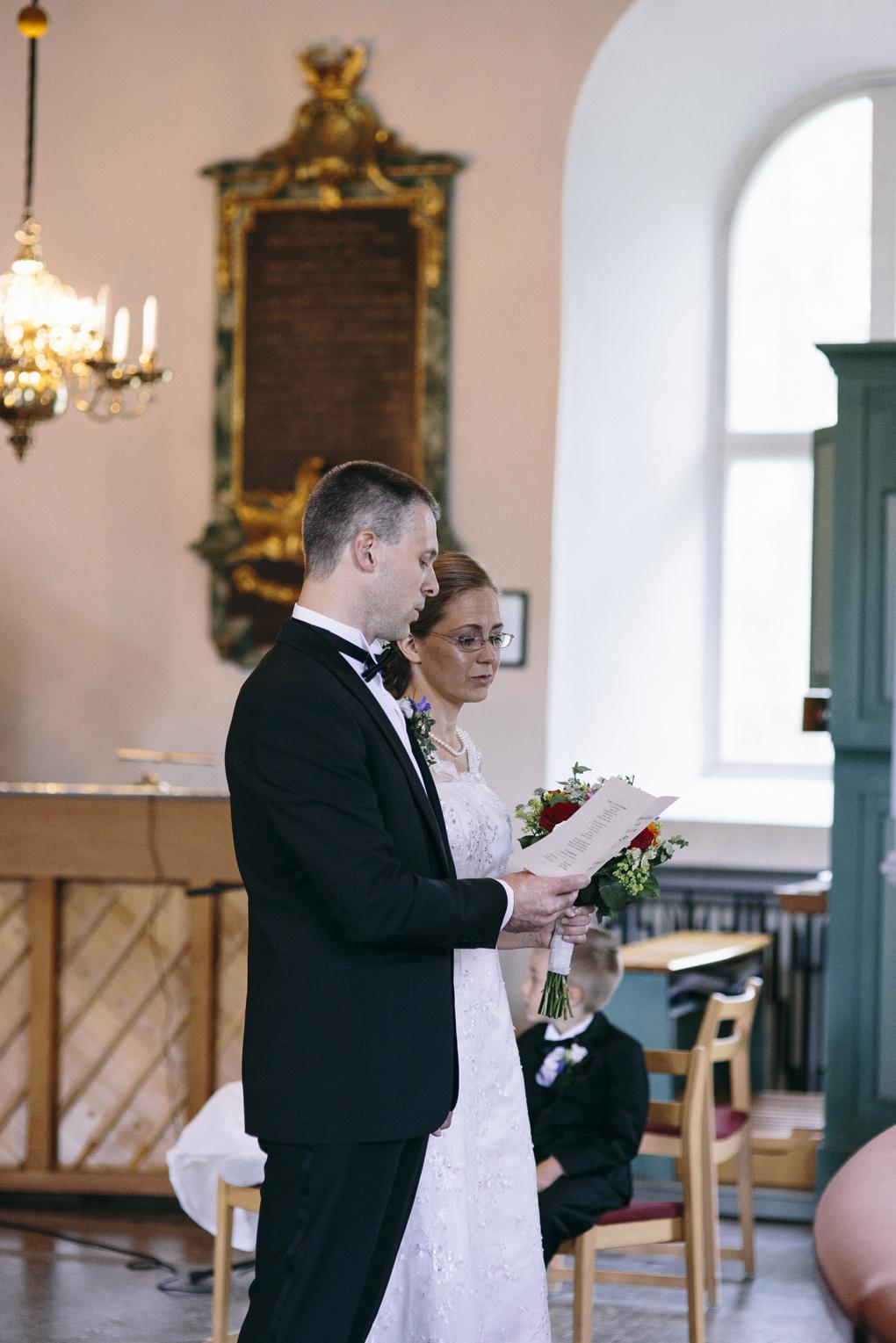 vigsel västra tunhems kyrka vänersborg