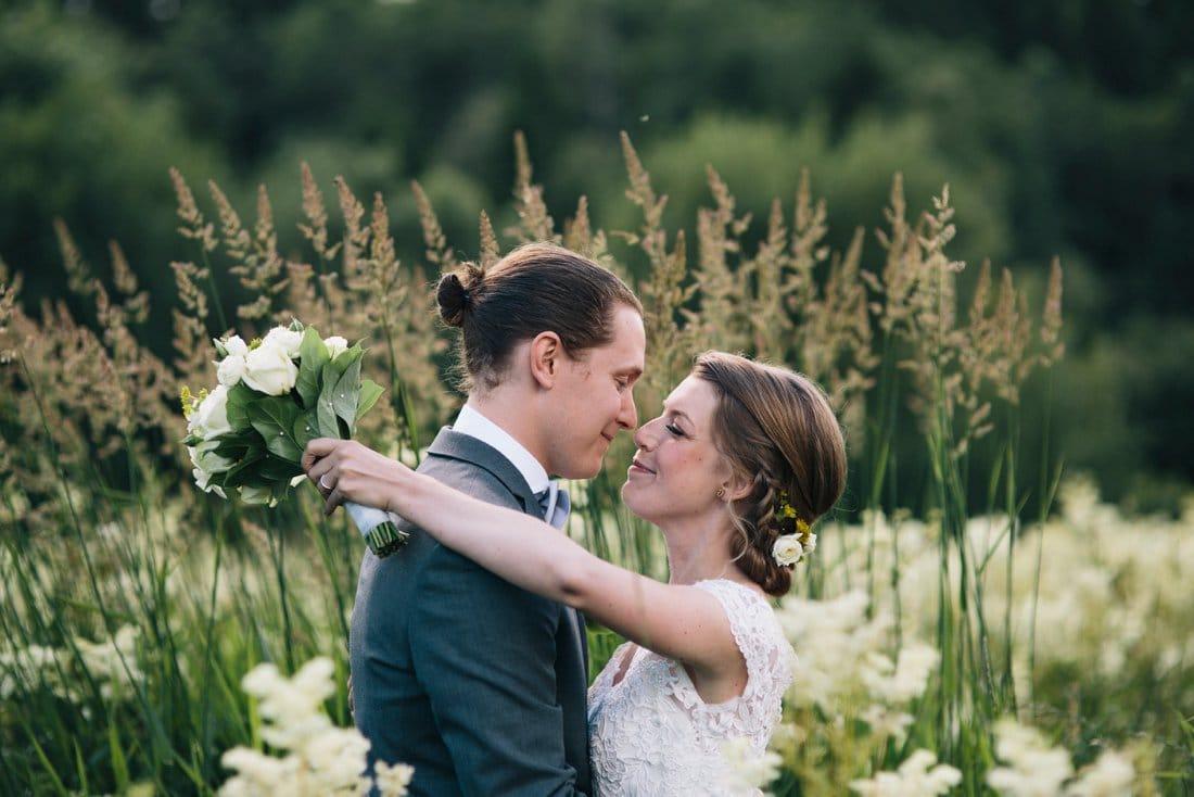 höga kusten bröllop