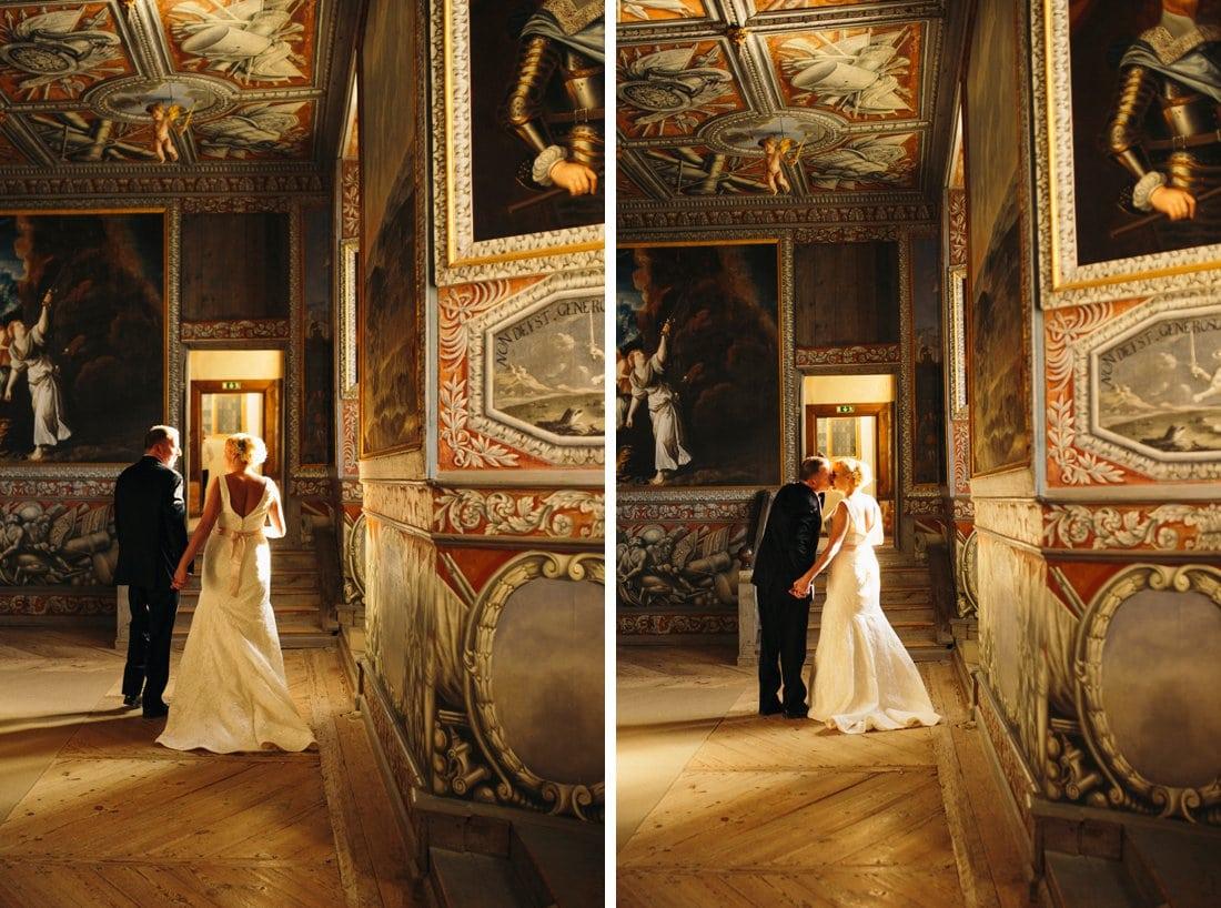 vigsel bröllop kungssalen läckö slott