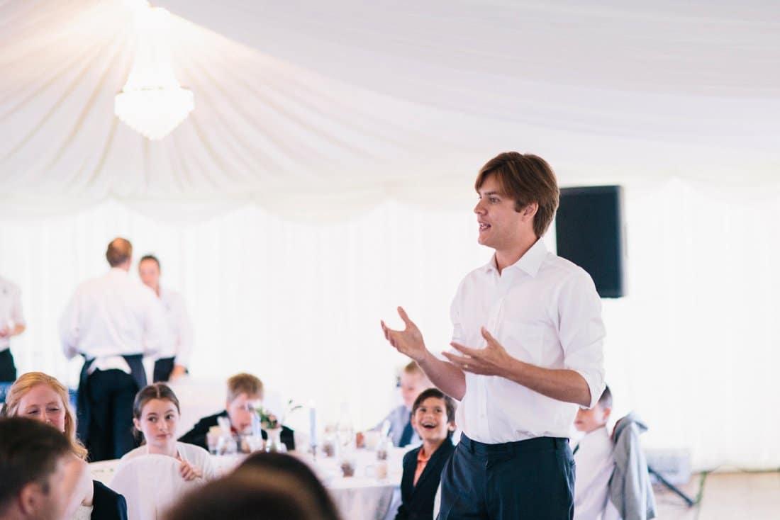 bröllopstal