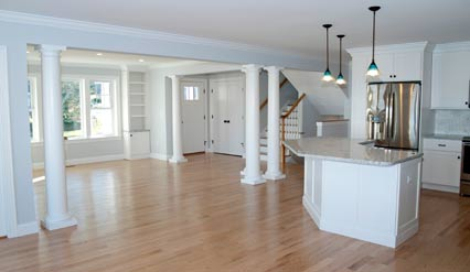 BROM award winning home in Groton LP