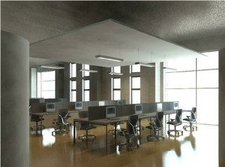 Office-conversion-3d-render