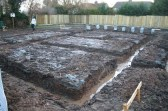 Foundation Trenches