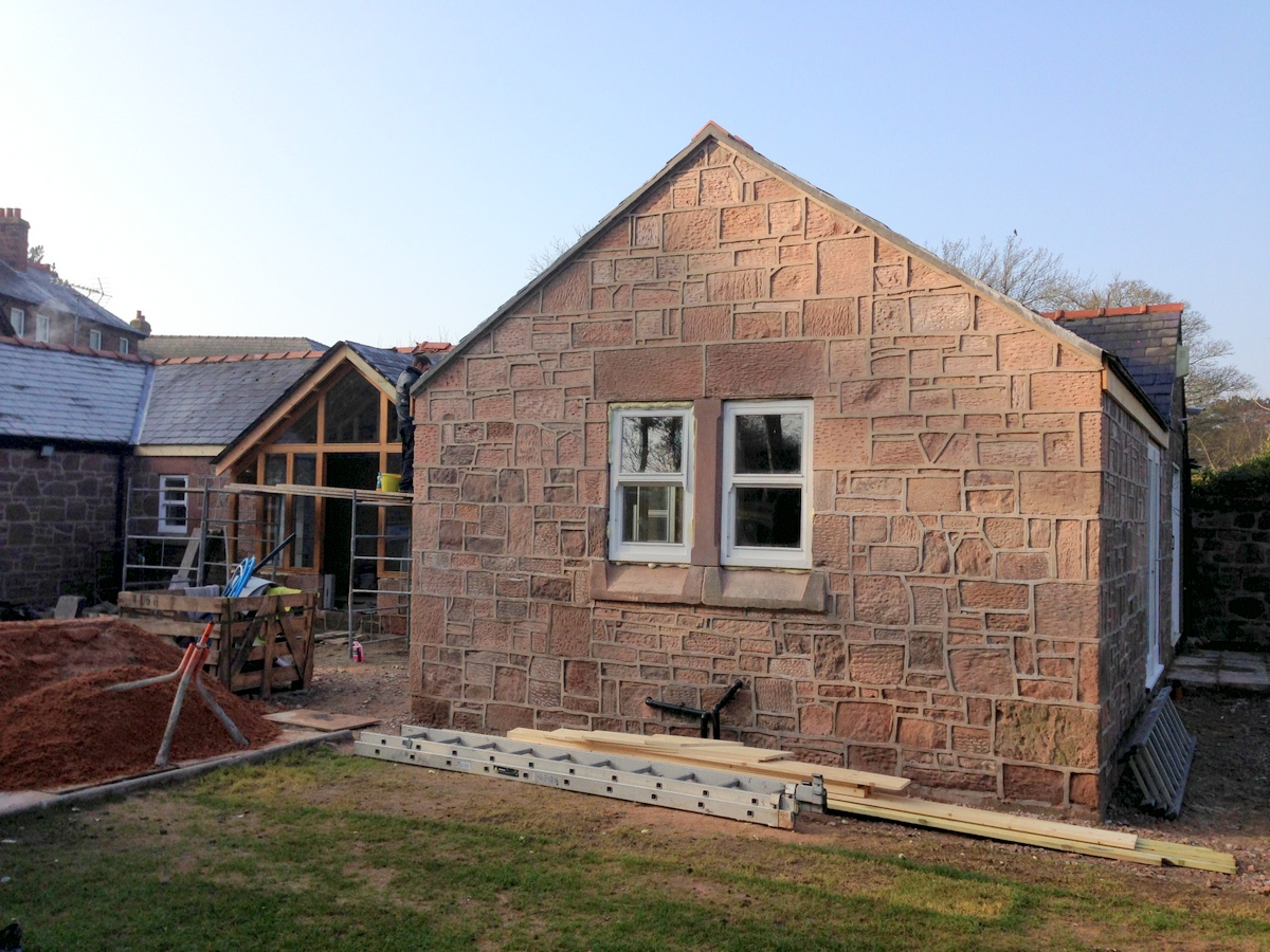Sandstone cottage refurb 6
