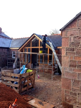 Sandstone cottage refurb 5