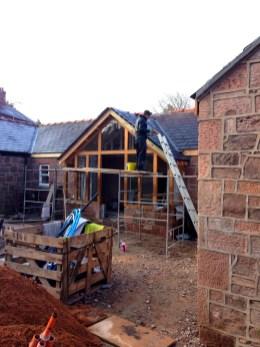 Sandstone cottage refurb 5