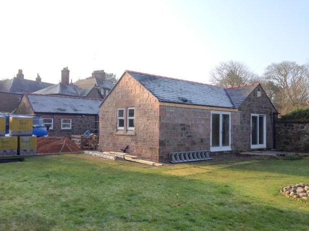 Sandstone cottage refurb 4