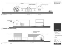 1207 DD 011A - Sandstone Cottage - Proposed Elevations 1 of 2 A3